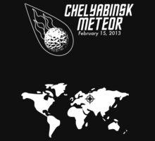 Chelyabinsk Meteor Strike Kids Clothes