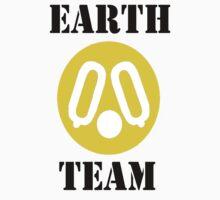 Oban Star Racers: Earth Team by Snusmomrik