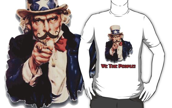 Uncle Sam's People by Alsvisions