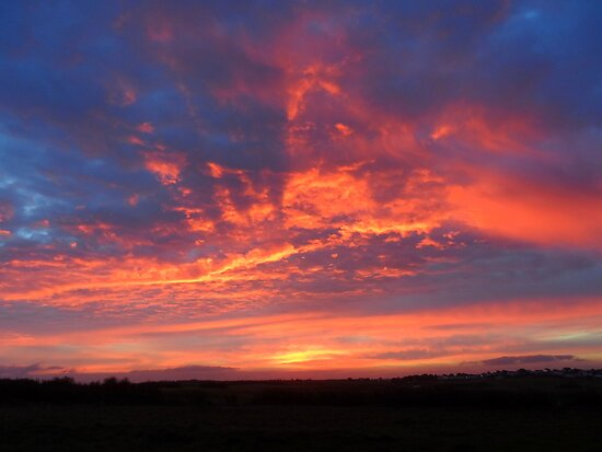 Cornwall: Sunrise at Trevose Head by Rob Parsons