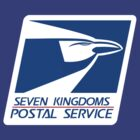Seven Kingdoms Postal Service by shirtypants