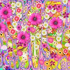 WILDFLOWER PROFUSION by suzeee