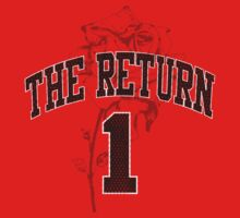 Derrick Rose -- The Return! by pg-flow