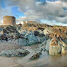 Donabate Martello Tower by Martina Fagan