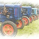 Fordson on Parade by oulgundog
