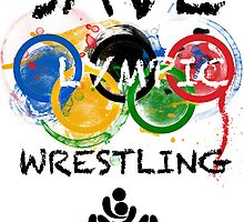 SAVE OLYMPIC WRESTLING!!! by Sir-Ibbington