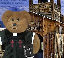 † ❤ † PASTOR BEARY WITH  BIBLICAL SCRIPTURE † ❤ † by ╰⊰✿ℒᵒᶹᵉ Bonita✿⊱╮ Lalonde✿⊱╮