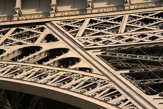 La Tour - Web of Steel by CreativeUrge