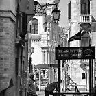 Gondoliers in Venice by Andrew & Mariya  Rovenko