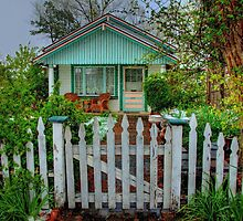 Cottage Charm by Diana Graves Photography