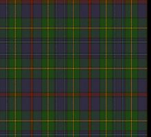 00017 Bailey Clan Tartan Fabric Print Iphone Case by Detnecs2013