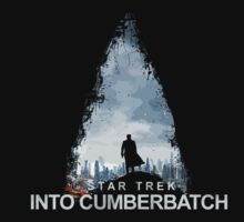 Star Trek Into Darkness - Into Cumberbatch by DLIU36