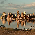 Mono Lake in the Late Afternoon by Maurine Huang