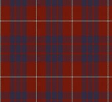 00024 Hamilton Clan Tartan Fabric Print Iphone Case by Detnecs2013