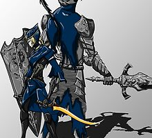Dark Souls: Artorias and Ciaran by CheeseCann0n