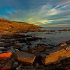 Fishery Beach by Robert Sturman