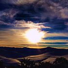 Storm Sun and Snow by TommyGallagher
