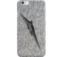 Avro Vulcan XH558 iPhone Case/Skin