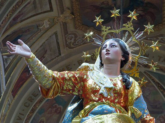 The Assumption of Our Lady by fajjenzu