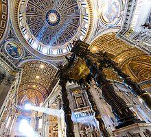 Saint Peter's Tomb by Paul Ryan