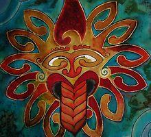 Maori Sun by MrBArtist