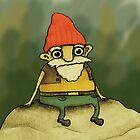 Garden Gnome by Sophie Corrigan