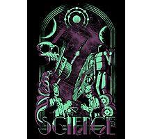 Science Photographic Print