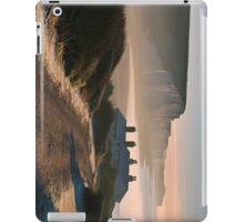 Sussex coast guard cottages iPad Case/Skin