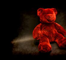 Red Teddy by Maria Tzamtzi