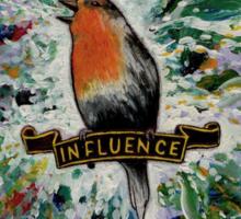 Influence Sticker