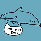 Sharks Aren&#x27;t Evil by Sophie Corrigan