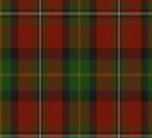 00031 Boyd Clan Tartan Fabric Print Iphone Case by Detnecs2013