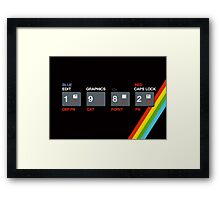Sinclair ZX Spectrum '1982' Framed Print