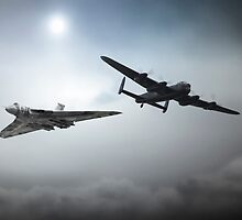 Avro Legends by James Biggadike