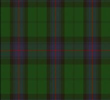 00041 Armstrong Clan Tartan Fabric Print Iphone Case by Detnecs2013