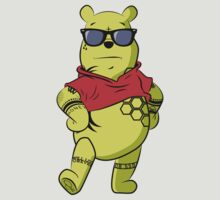 Ghetto pooh by JohanvW