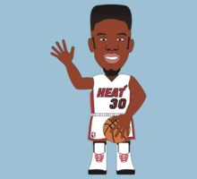 NBAToon of Norris Cole, player of Miami Heat by D4RK0
