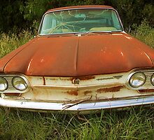 Corvair, Abilene, Texas by Ralf372