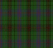 00052 Davidson Clan Tartan Fabric Print Iphone Case by Detnecs2013