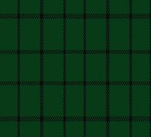 0056 Simpson Clan Tartan Fabric Print Iphone Case by Detnecs2013