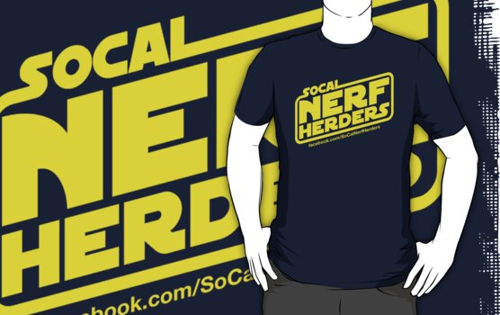 SoCal Nerf Herders Costuming Club by synaptyx