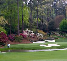 Augusta Georgia Amen Corner Golf by sturgils