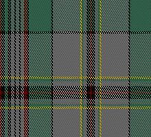 00073 Craig Clan Tartan Fabric Print Iphone Case by Detnecs2013
