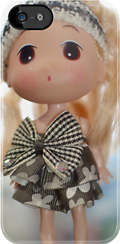 Cute Doll by Cyndy Ejanda
