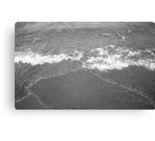 Beach Abstract III Canvas Print