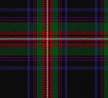 00078 Watt Clan Tartan Fabric Print Iphone Case by Detnecs2013