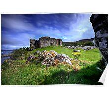 Castle Sween Poster