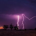 lighting  melbourne airport  by MARKATMELB