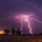 WHAT A SIGHT STORM IN MELBOURNE  by MARKATMELB