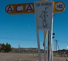 LOS ALTARES by gus72